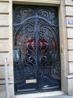 Portes 224 Paris