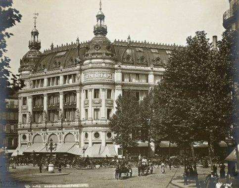 Les magasins du printemps paris - Magasins orientaux paris ...