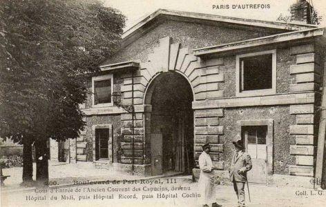 H pitaux dans les ann es 1900 paris for Chambre 13 dans les hopitaux