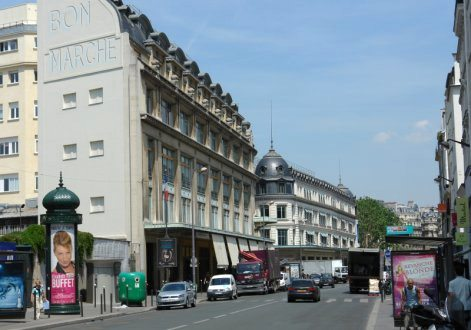 La rue de s vres paris - Hopital laennec rue de sevres ...