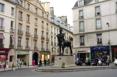 La rue du cherche midi paris - La cantine du troquet cherche midi ...