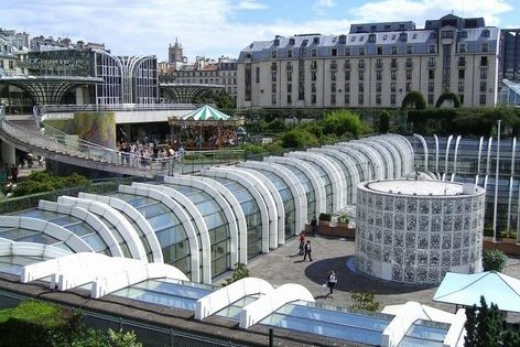 Le forum des halles photos - Forum des halles paris ...