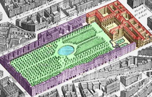 Le Palais Royal 224 Paris