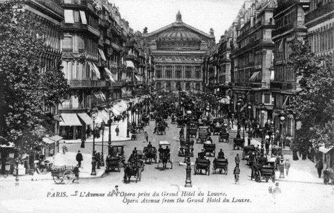 L Avenue De L Op 233 Ra