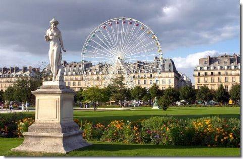 le jardin des tuileries - Jardins Des Tuileries