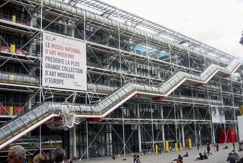 Mus e georges pompidou - Horaires centre pompidou ...