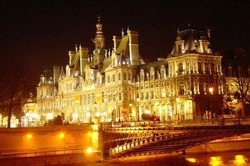 L 39 h tel de ville de paris for Piscine de nuit paris