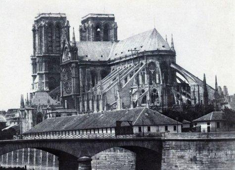 La Cath 233 Drale Notre Dame De Paris