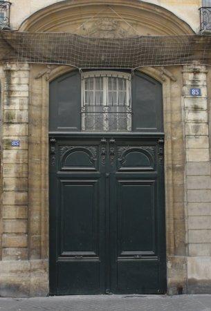 Entr Es D 39 H Tels Particuliers Paris 6e Arr