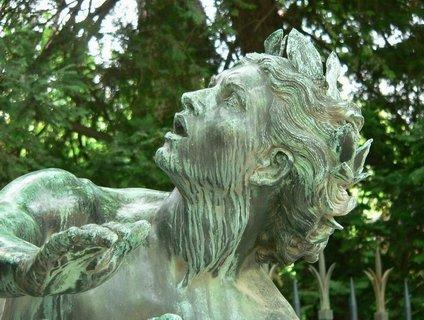Monument fontaine de delacroix par dalou for Du jardin a l assiette mauves