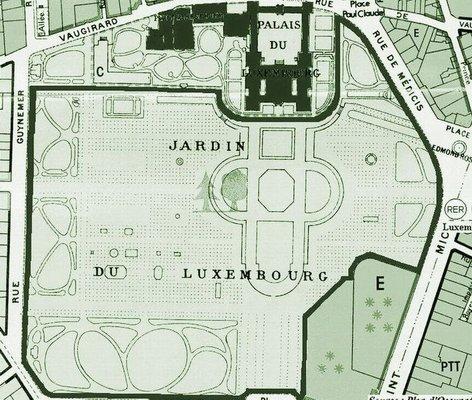 Jardin du luxembourg on emaze for Art du jardin zbinden sa