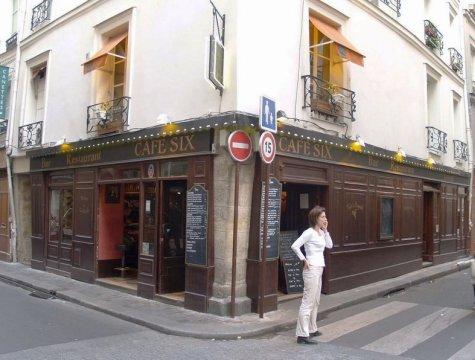 La Rue Des Canettes 224 Paris