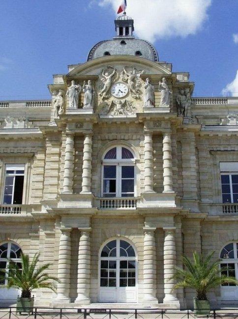 Le Palais Du Du Luxembourg S 233 Nat