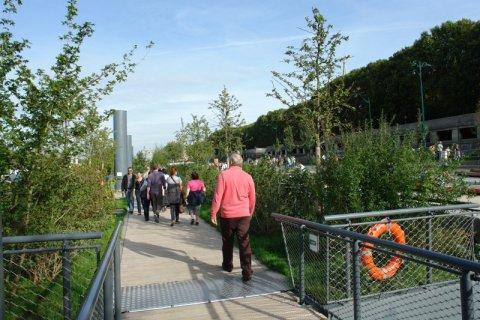 Les jardins flottants niki de saint phalle for Jardin flottant