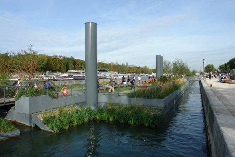 Les jardins flottants niki de saint phalle - Jardin niki de saint phalle ...