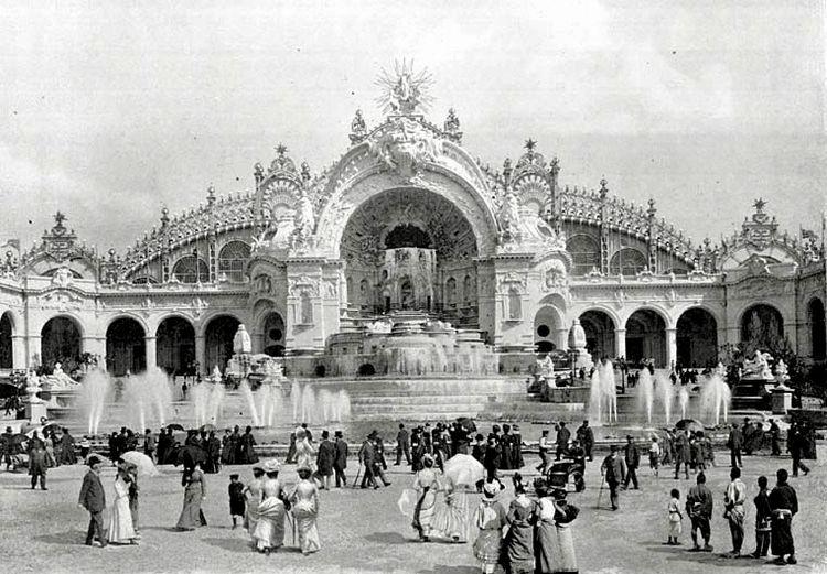 De L Exposition Tour Eiffel