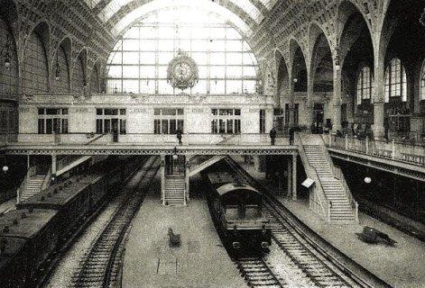 Hotel De La Gare D Orsay