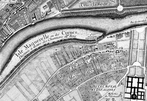 Le Quai D Orsay Dans Les Ann 233 Es 1900