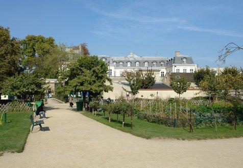 Le jardin catherine labour for Les jardin de catherine
