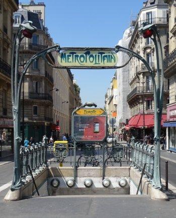 Metro liege gare du nord