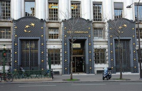 Le boulevard des italiens - Bureau de change boulevard des capucines ...