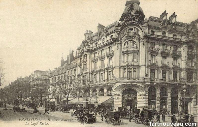 Nouveau Caf Ef Bf Bd  Ef Bf Bd Paris