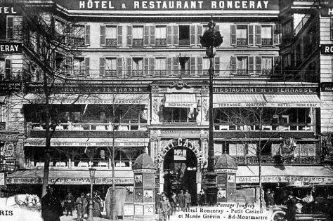 Grand hotel de paris 1971 clip 2 - 2 part 10