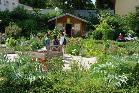 Le jardin villemin paris for Le jardin l experience