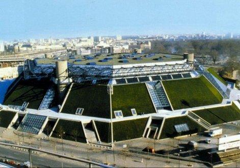 le palais des omnisports de bercy pobp