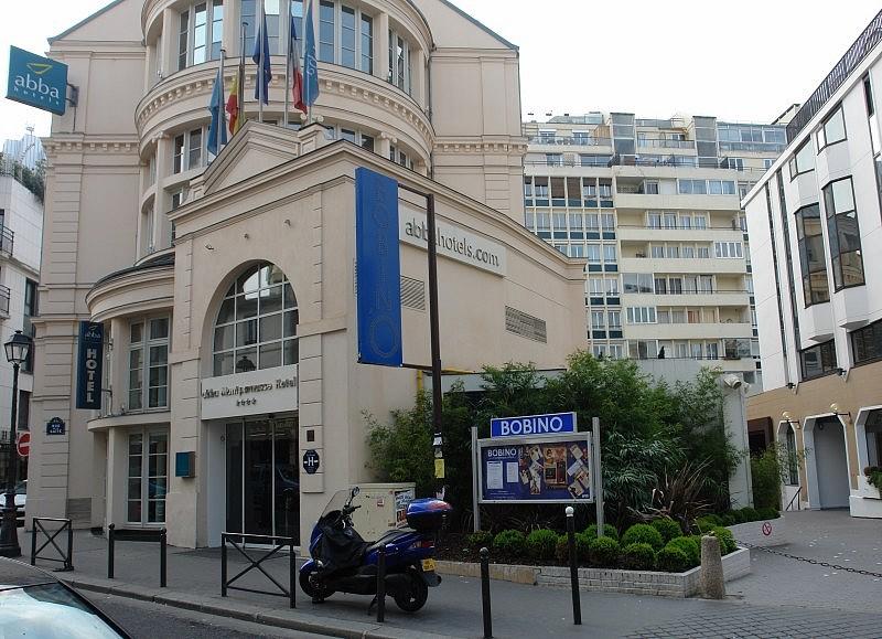 The Paris Hotel Paris France