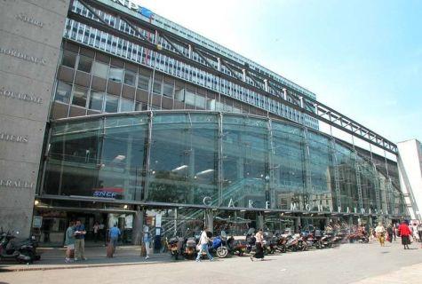 Architecture ext rieure de la gare montparnasse 1 for Garage de la gare bretigny