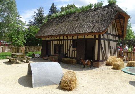 Le jardin d 39 acclimatation for Jardin animaux paris