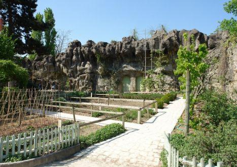 maison - Jardins D Acclimatation