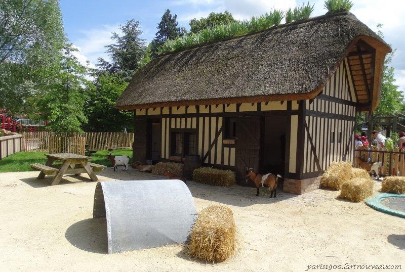 for Bois de boulogne jardin d acclimatation