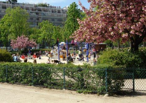 Le jardin du ranelagh for Aire jardin des causses du lot