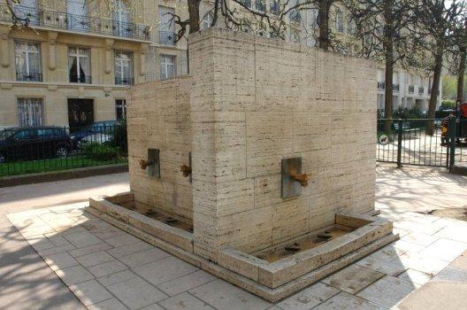Le square lamartine paris for Jardin lamartine