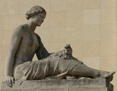 Statues du Palais de Chaillot