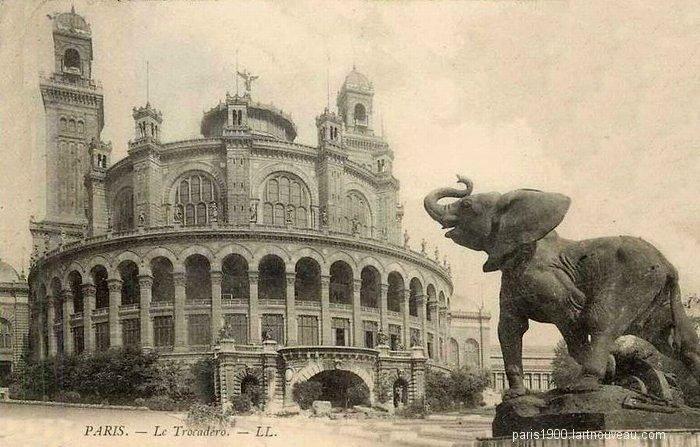 Le Trocadéro Troc_eleph