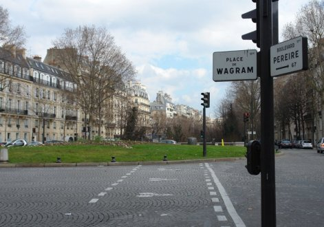 le boulevard pereire