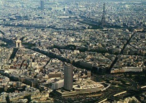Le palais des congr s de paris - Plan de salle palais des congres porte maillot ...
