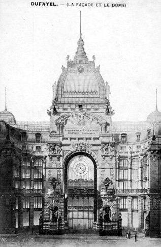 Les grands magasins dufayel n 1900 - Magasins orientaux paris ...